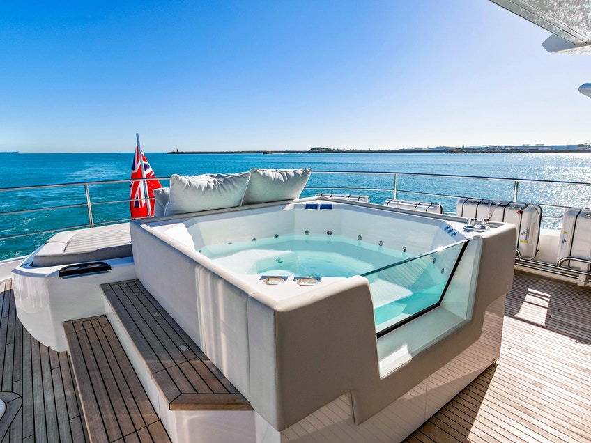 Perth boat for hire Fratelli